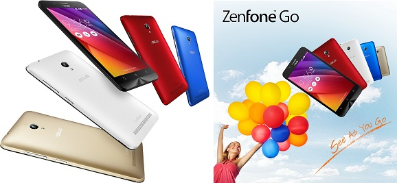 Go Everywhere with ASUS ZenFone Go!