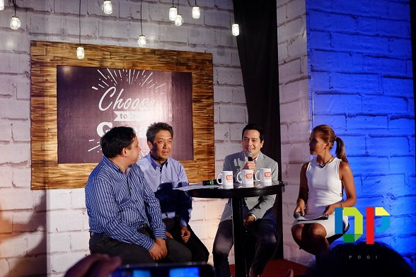 John Lloyd Cruz Endorses Great Taste Coffee