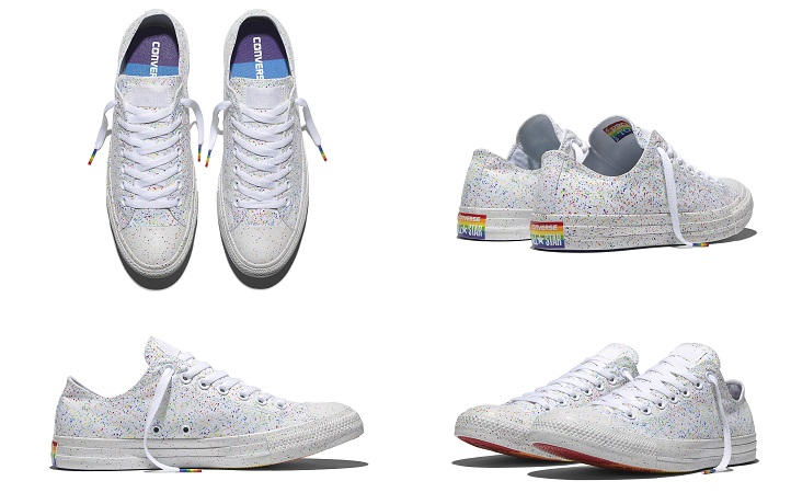 Take Pride in Wearing The 2016 Converse Pride Collection
