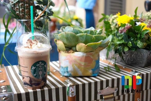 Starbucks Summer 2