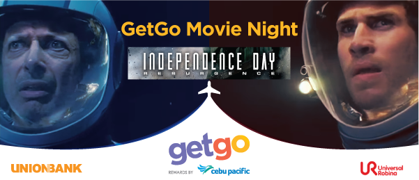 GetGo and Watch Indepence Day: Resurgence