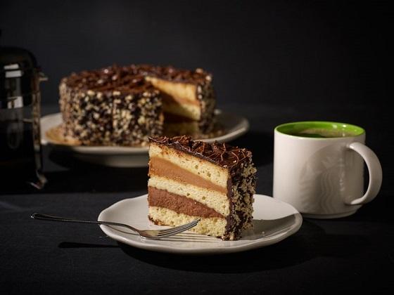 Triple-Chocolate-Truffle-Cake