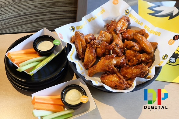 Get 50% on Buffalo Wild Wings on Wing Tuesdays!
