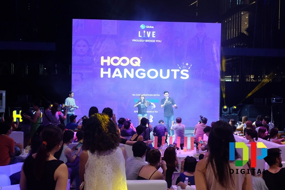 HOOQ Hangouts with  DC's Legends of Tomorrow
