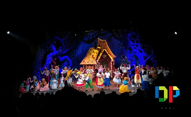 Hansel and Gretel by Repertory Theater for Young Audiences