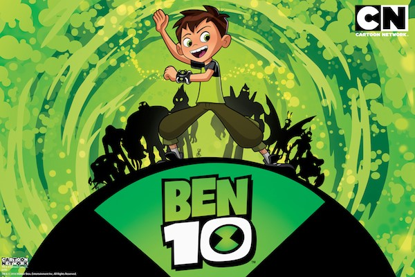 Ben Tennyson 10 Returns on October at Cartoon Network