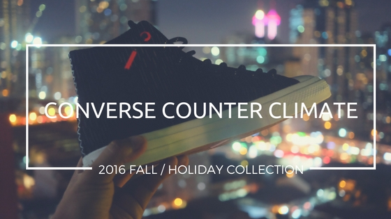 Converse 2016 Fall / Holiday Collection