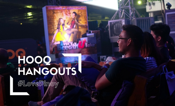 HOOQ Hangouts Showcases Love for Pinoy Movies
