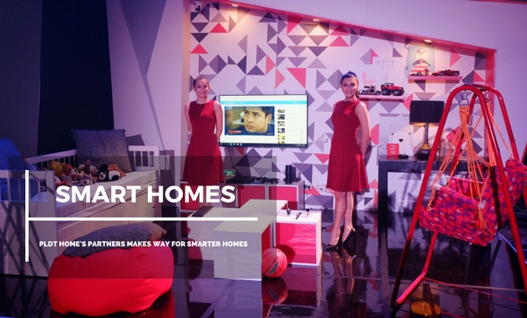 PLDT Home's Partners Makes Way For Smarter Homes