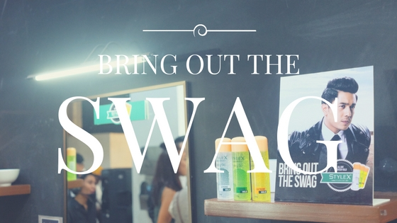 Bring Out The Swag with Stylex Styling Gel and Paolo Avelino