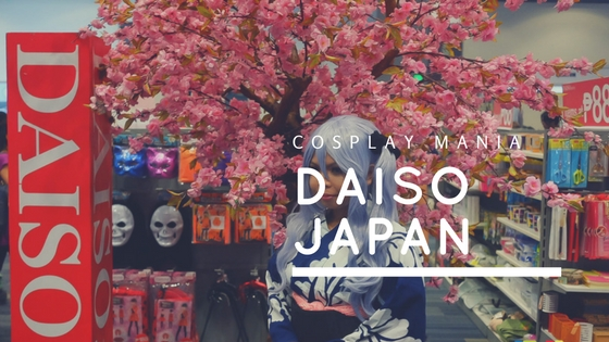 Daiso Japan Joins Cosplay Mania 2016