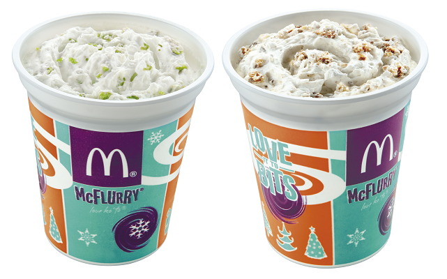 Have A Sweet Holiday Break with KitKat McFlurry