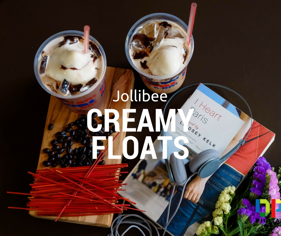 Jollibee Creamy Floats in Chocolate and Coffee are Back