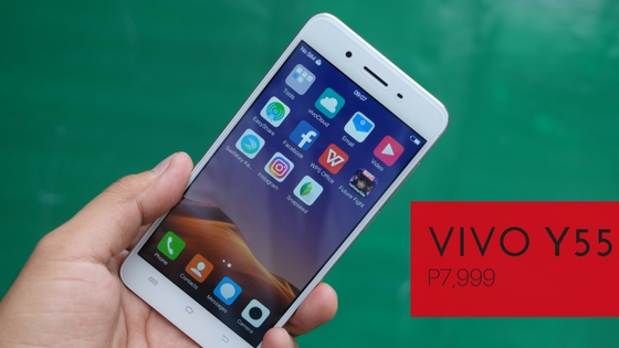 Vivo Y55 – An Eye Candy That Can Give a Punch!