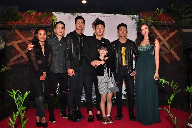 A Star Studded Seklusyon Premiere with HOOQ