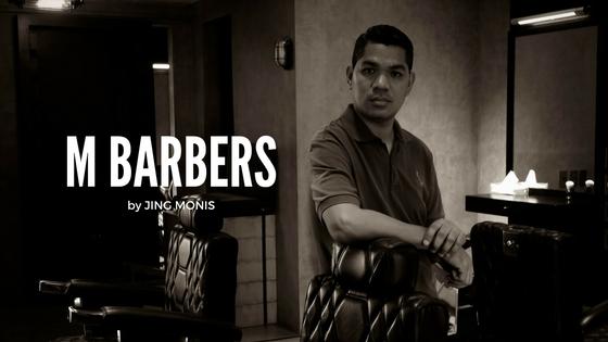 M Barbers by Jing Monis