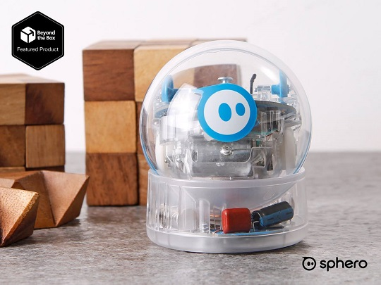 Sphero SPRK+ is Beyond the Box's Featured Product for December