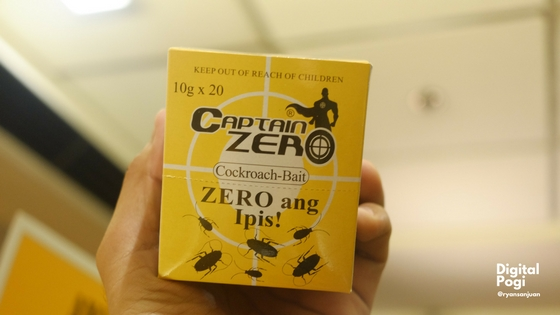 A Better Way of Getting Rid of Cockroaches – Captain Zero