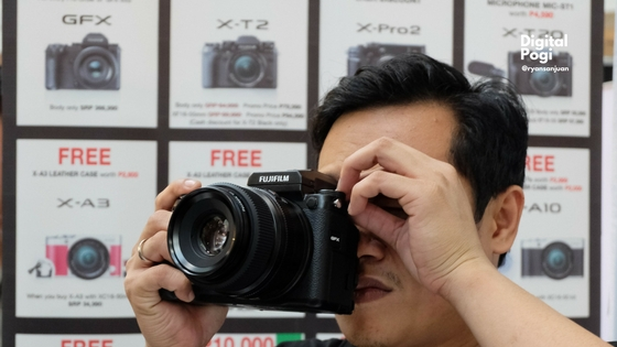 FUJIFILM Welcomes The Chinese New Year with New Gears