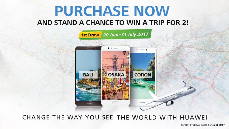 See The World in a New Light with Exciting New Promos from Huawei