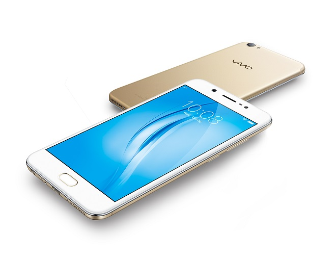 The V5s and Its 'Groufie' Technology Captured a Larger Market for Vivo
