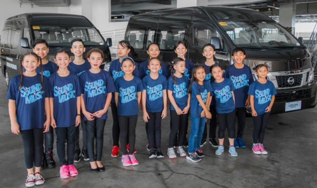 Nissan Brings The Sound of Music to the Philippines