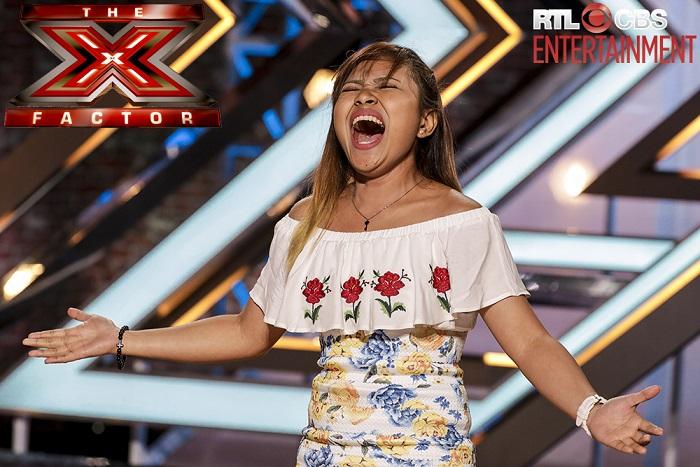 Filipina Singer Alisah Bonaora Awes the X Factor UK Judges