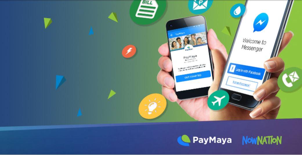 You Can Now Pay Bills via FB Messenger Thru PayMaya