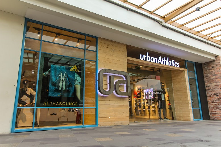 urban Athletics Unveiled a New Store Design at Greenbelt 3