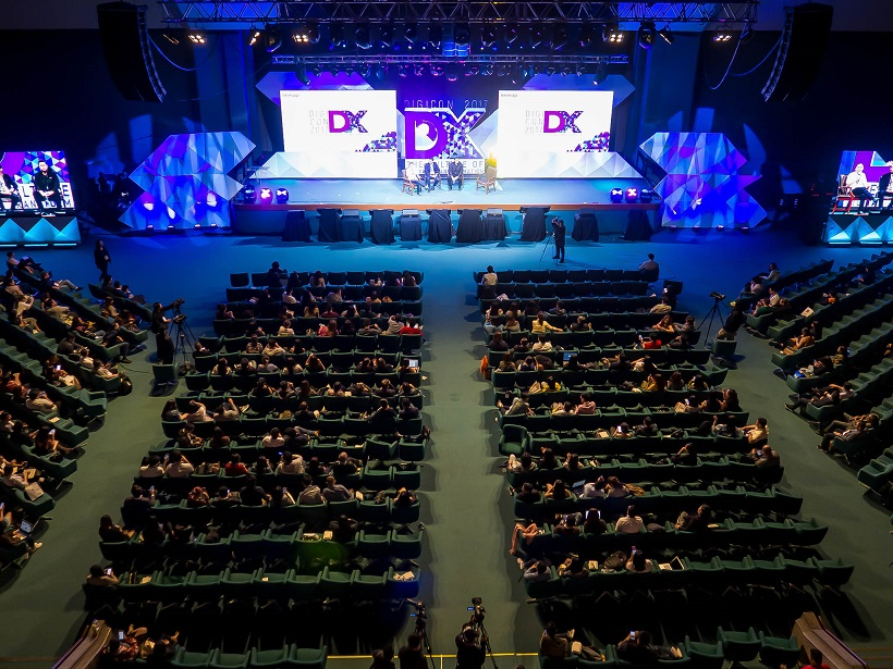 Lessons Learned and Networks Gained at DigiCon DX 2017