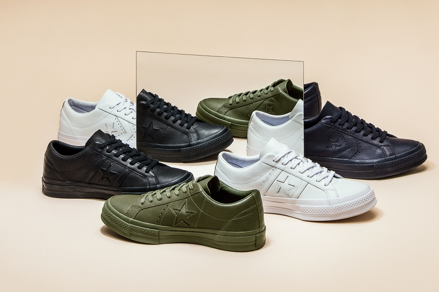 Converse Collaborates with Engineered Garments for One Star