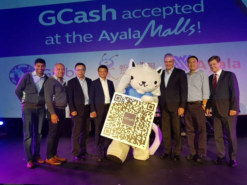 GCash Leads Future of Payments in Philippines at Ayala Malls