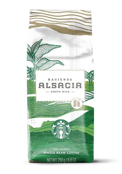 Starbucks Backs Coffee Sustainability with Hacienda Alsacia