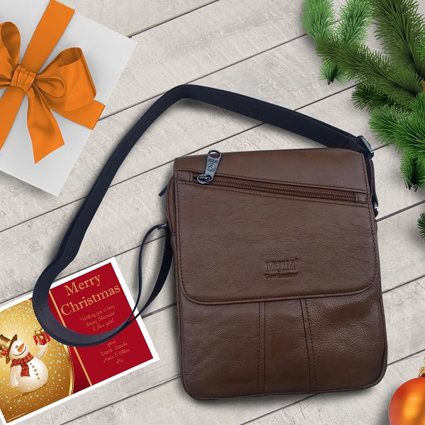 McJim Leather Goods Make The Perfect Christmas Gifts For The Men In Your Life