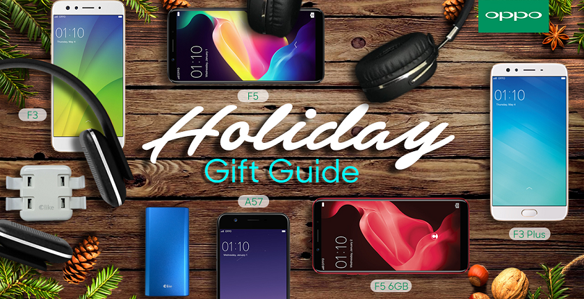 Your Selfie Expert Christmas Gift Guide 2017