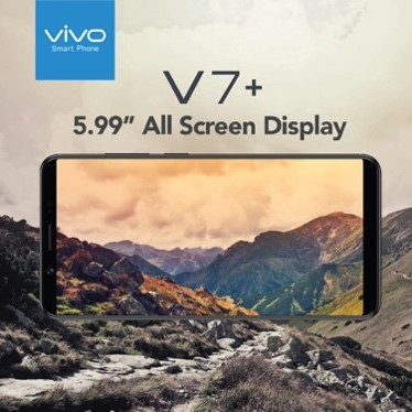 Reasons Why Vivo V7+ All Screen Phones Makes the Best Christmas Gift