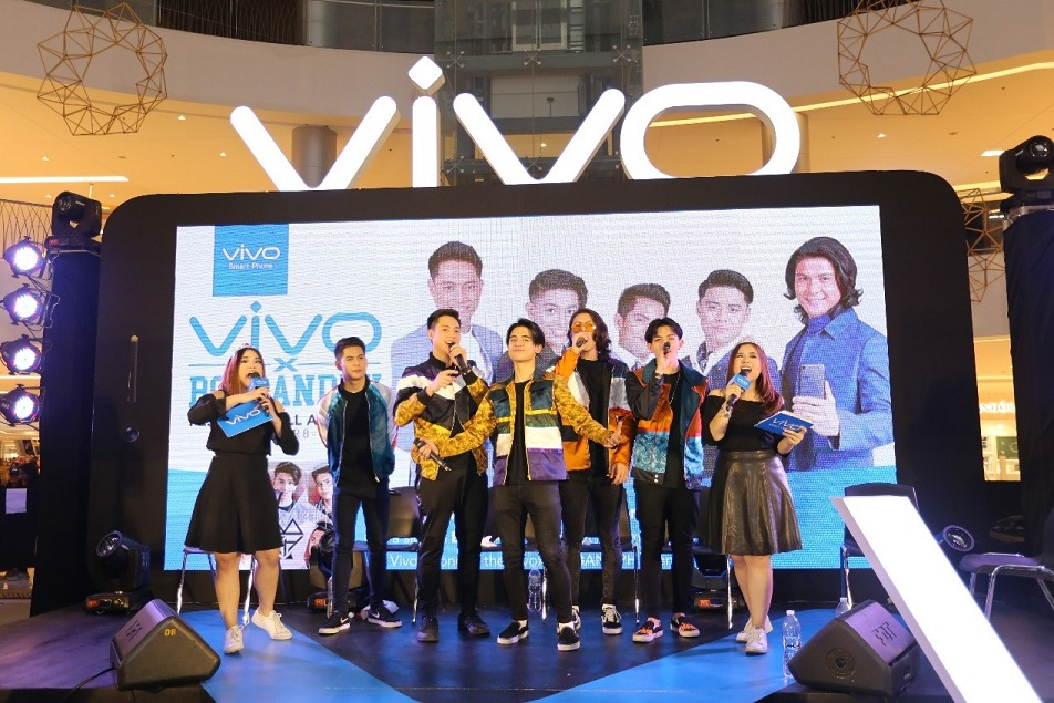 BoybandPH Celebrates 1st Anniversary at Vivo Mall Tours