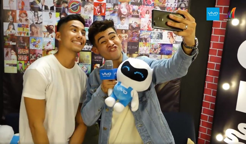 One Music Popssss o-presented by Vivo Philippines