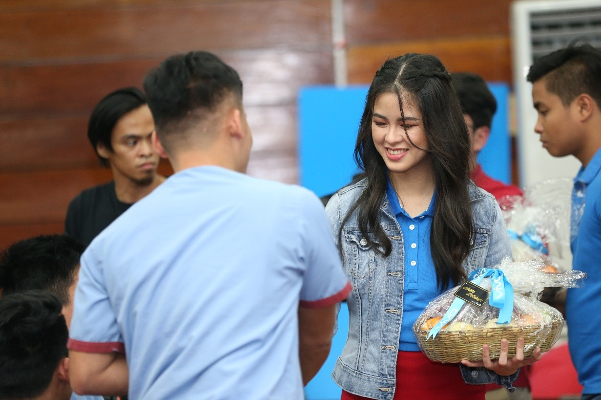 Vivo Gives back to Marawi Soldiers by way of a Special Outreach Affair