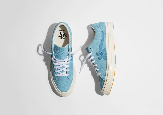The Latest GOLF le FLEUR* from Tyler, The Creator and Converse