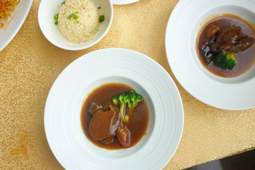 Braised Whole South African Dried Abalone