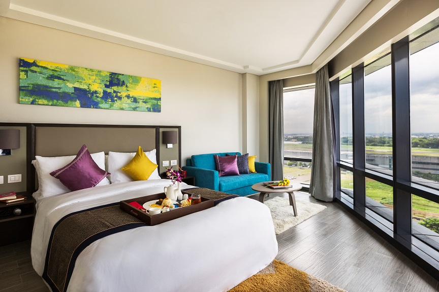 Savoy Hotel Manila Opening Soon in Newport City This Year