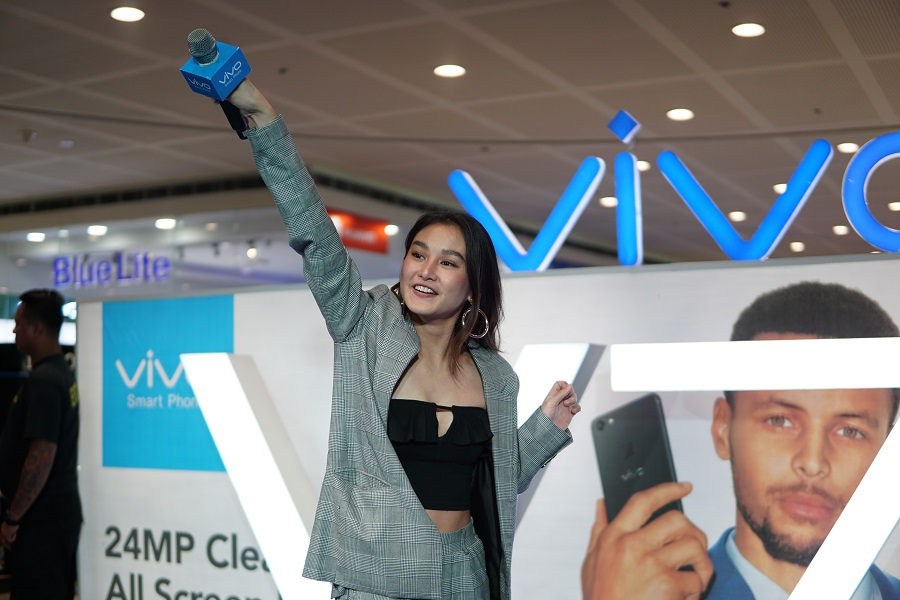 Influencers Trust Vivo Brand