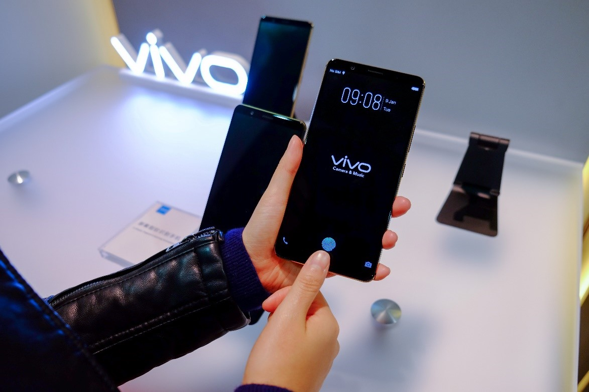 Vivo Prides Itself for Innovations in Stonewall Security Features