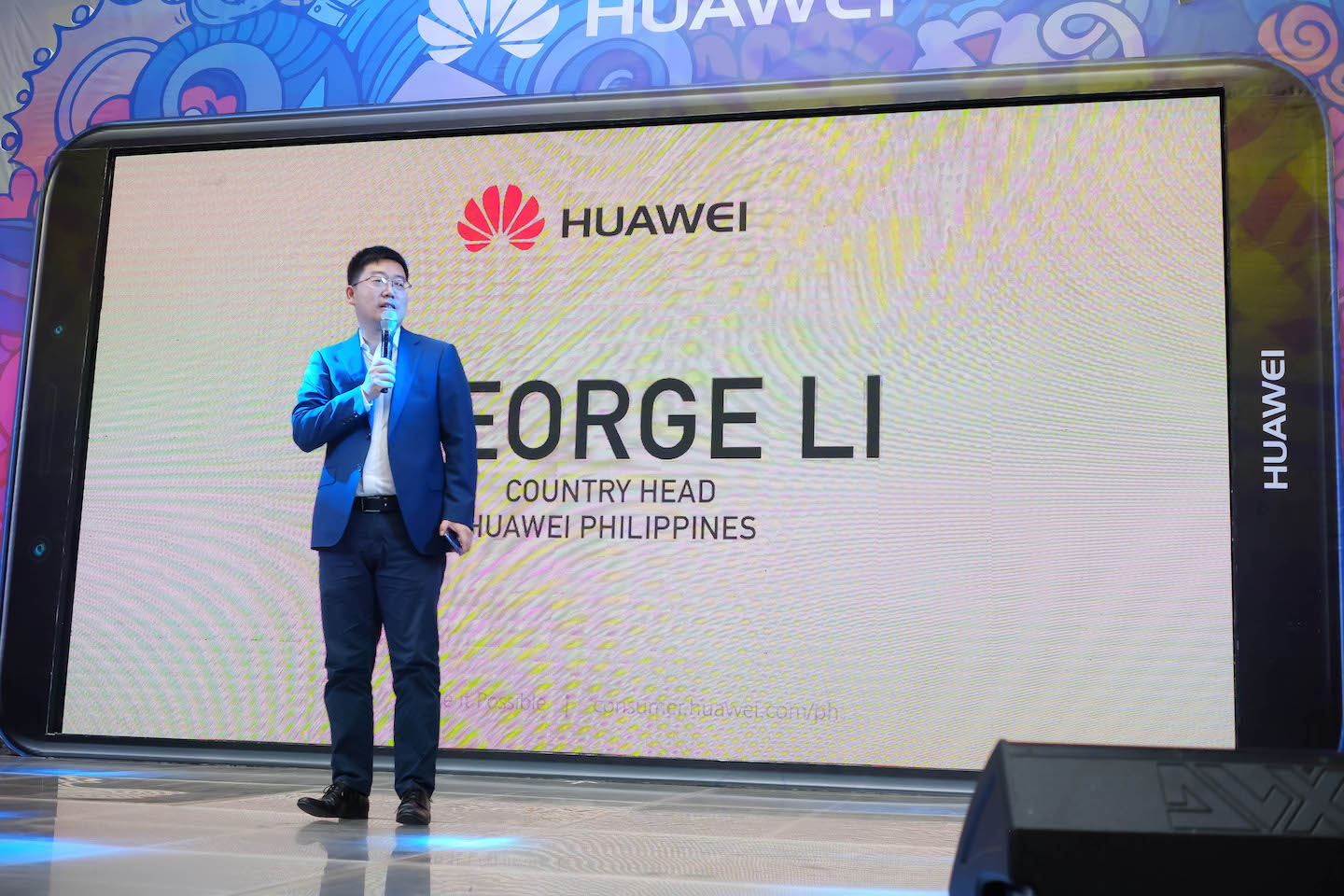 5,000 Units Sold at The Huawe Nova 2 Lite Launch at MOA Atrium
