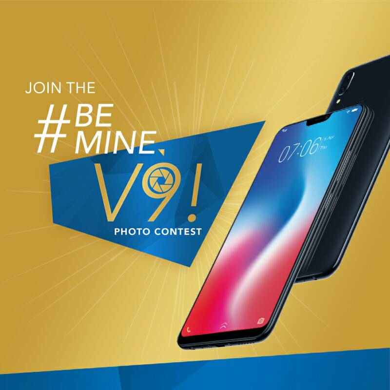 Win a Vivo V9 and Get To Experience The Perfect Shot, The Perfect View