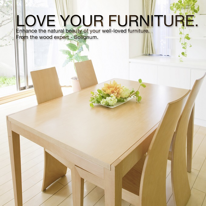 Show Some Love for Your Furniture with JDI's Woodshine
