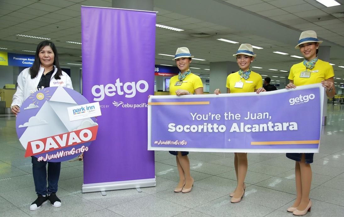 Celebrating The Perks of Being #JuanWithGetGo