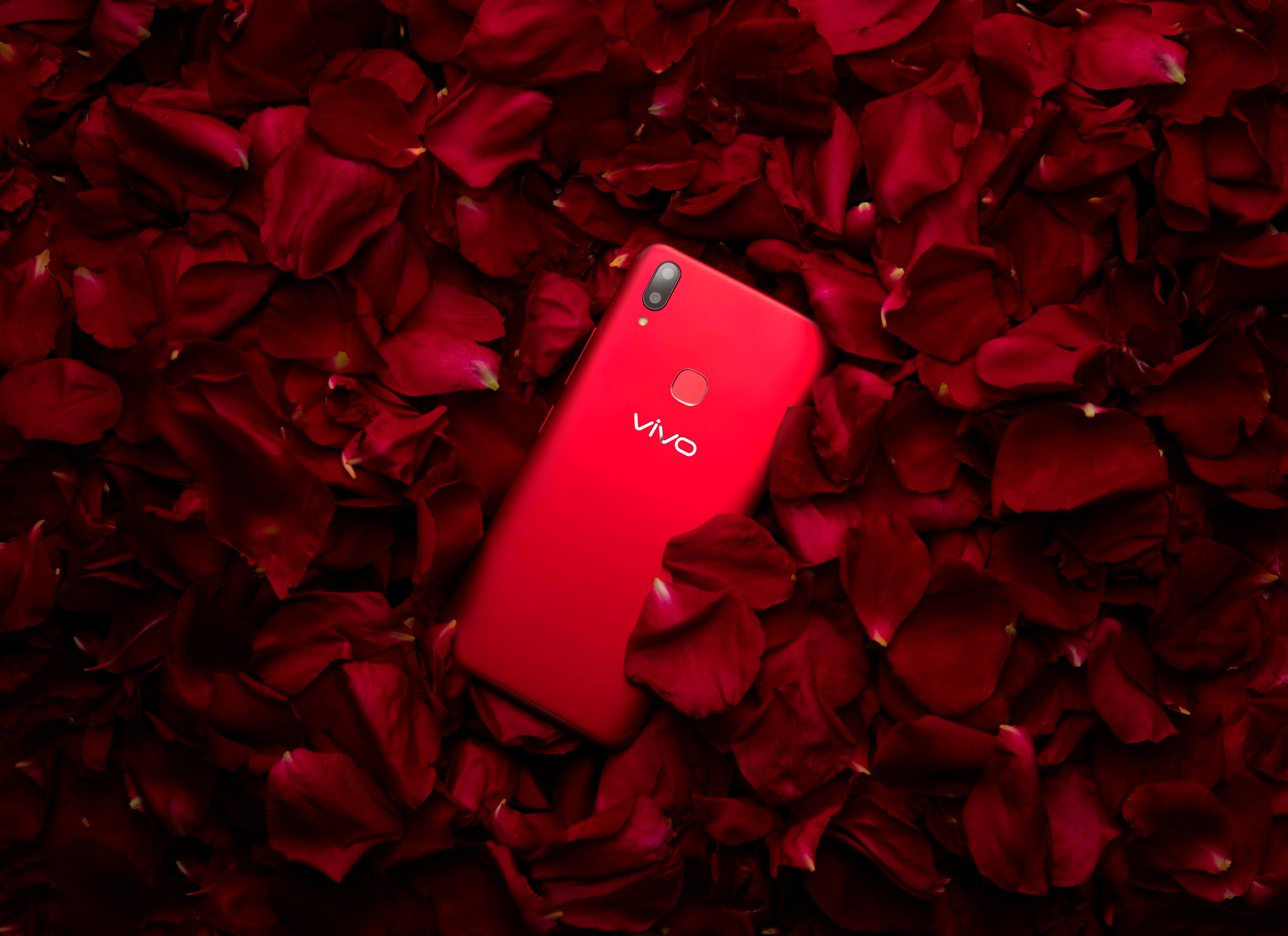 Vivo V9 in Elegant Velvet Red Available For P17,990