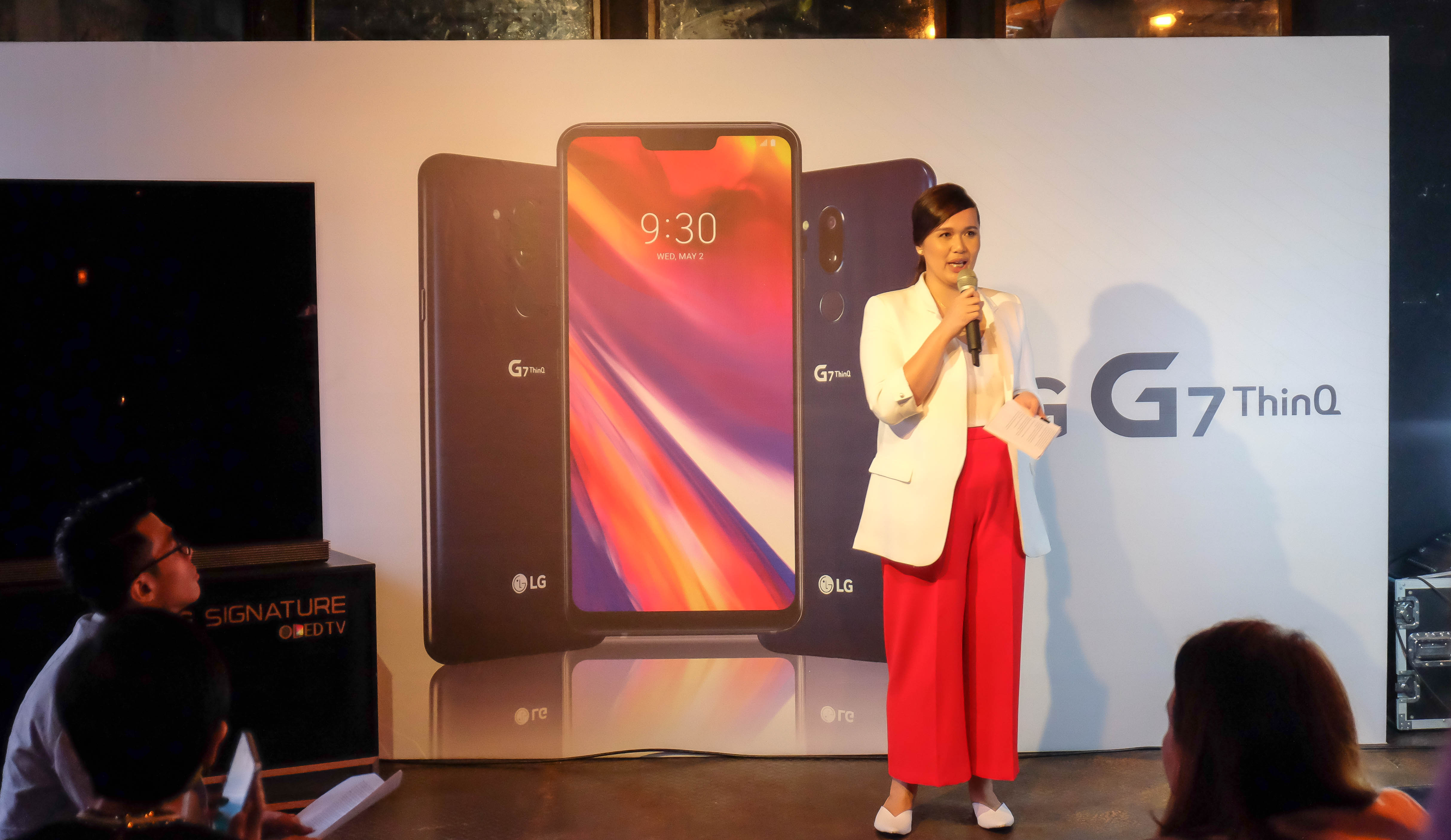 LG G7 ThinQ7 is Now Officially Available in the Philippines